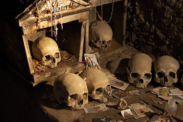 culto dei morti napoli