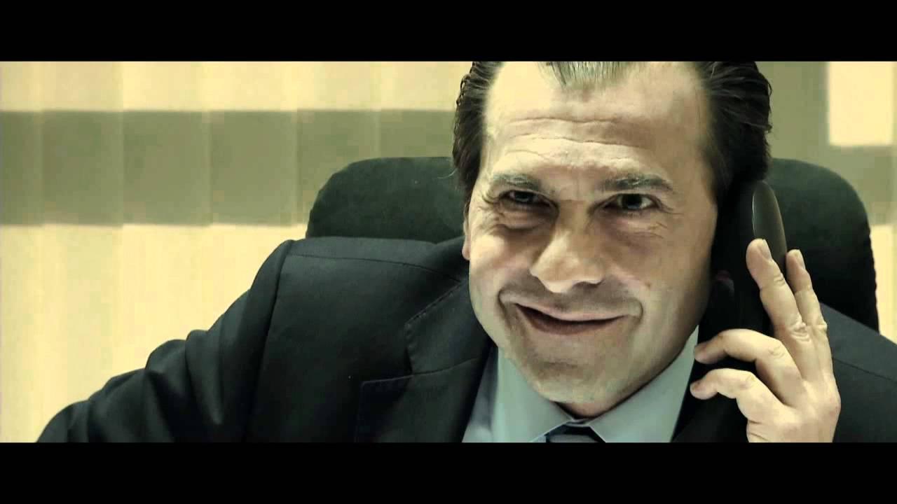 """L'attore Mario Massari nel cortometraggio """"La Vittima"""", regia di Daniele Campea"""