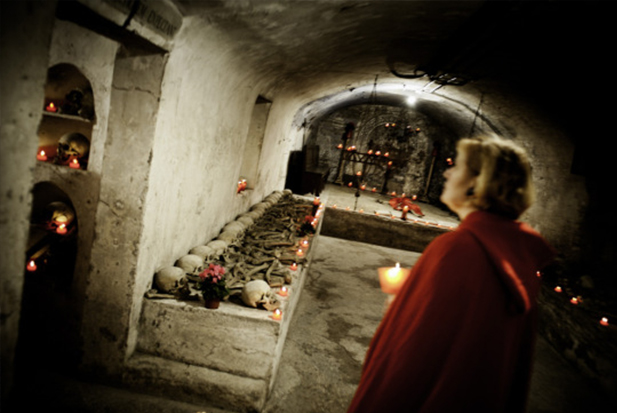 catacombe roma
