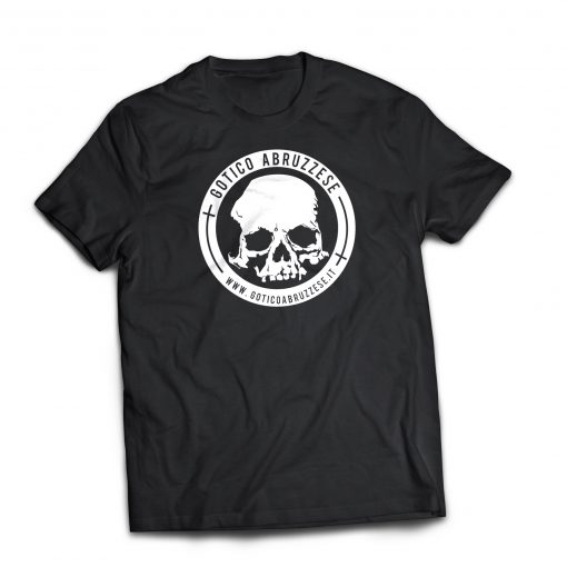 Gotico Abruzzese All Black Tshirt